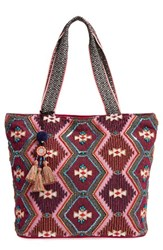 Steve Madden Steven By Jesie Beaded Tote