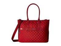 Hedgren Diamond Andreia Tote Red Tote Handbags