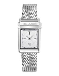 Trussardi Wrist Watches Silver