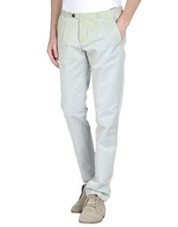 One Seven Two Casual Pants Light Green