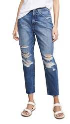 Dl1961 Susie High Rise Tapered Jeans Houston