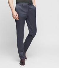 Reiss Ship Slim Fit Chinos In Ink