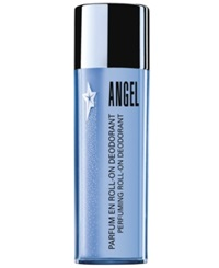 Angel By Thierry Mugler Roll On Deodorant 1.8 Oz