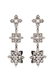 Ellen Conde Brilliant Jewelry Crystal Earrings
