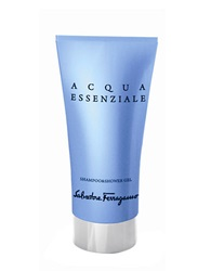 Salvatore Ferragamo Acqua Essenziale 6.8 Oz Shampoo And Shower Gel No Color