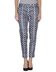 Pierre Balmain Trousers Casual Trousers Women White