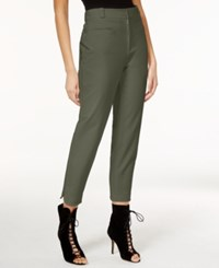 Rachel Rachel Roy Cropped Pants Army