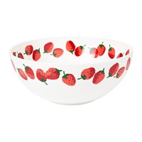 Kate Spade Strawberries Serving Bowl