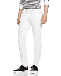 Polo Ralph Lauren Varick Slim Fit Jeans In Hudson White