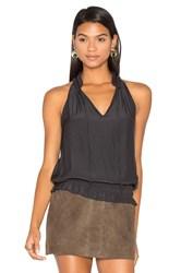 Ramy Brook Eliza Tank Black