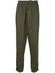 Bassike Vacation Pants Green