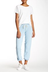 Candc California Kelly Slouch Sweatpant Blue