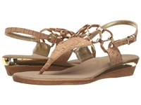 Onex Holly Cork Women's Shoes Brown