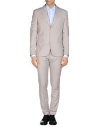 Roberto Pepe Suits Dove Grey