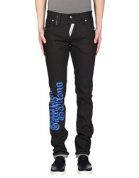 John Galliano Jeans Black