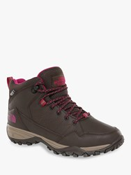 The North Face Storm Strike 'S Waterproof Walking Boots Coffee Brown Fossil