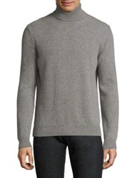 Paul Smith Knitted Cashmere Sweater Grey