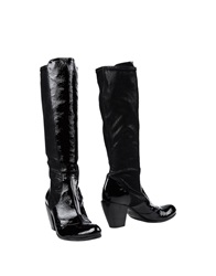 Now Boots Black
