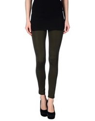 Blugirl Folies Leggings Military Green