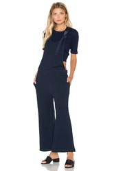 Ag Adriano Goldschmied Capsule Hepta Overall Blue