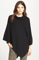 Joie 'Loysse' Wool And Cashmere Cowl Neck Sweater Caviar