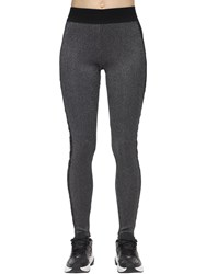 No Ka' Oi Blackout Stretch Nylon Leggings