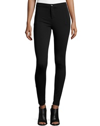 Romeo And Juliet Couture Slim Fit Ponte Pants Black