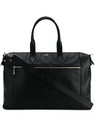 Saint Laurent Large 'Sac De Jour' Tote Black