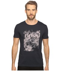 Boss Orange Theon 1 10131643 01 Dark Blue Men's T Shirt