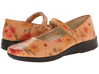 Arcopedico Scala Flower Women's Maryjane Shoes Khaki