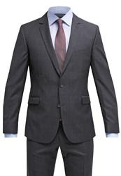 Strellson Premium Allen Mercer Slim Fit Suit Black