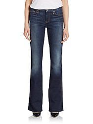 7 For All Mankind A Pocket Bootcut Jeans Cypress