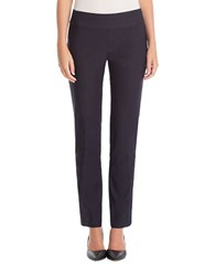 Nic Zoe Petites Boot Cut Stretch Pants Midnight
