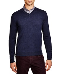 The Men's Store At Bloomingdale's Merino V Neck Sweater