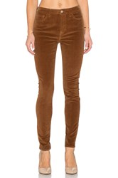7 For All Mankind The Hw Skinny Cord Cognac