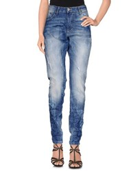 Please Denim Denim Trousers Women