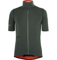 Chpt. 1.61 Rocka Water Resistant Cycling Jacket Army Green