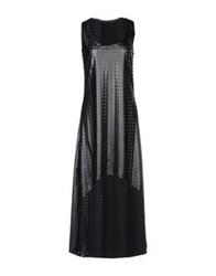 Luxury Fashion Long Dresses Black