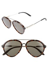Carrera Women's Eyewear 54Mm Gradient Aviator Sunglasses