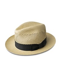 Bailey Of Hollywood Groff Vented Straw Hat Natural