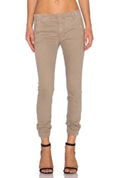 Black Orchid Camden Slouchy Trouser Beige