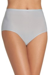 Chantelle Women's Intimates High Waist Seamless Briefs Soft Grey