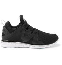 Athletic Propulsion Labs Ascend Mesh And Rubber Running Shoes Black