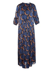 Rachel Comey Waning Moon Silk Dress