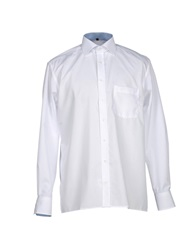 Eterna Shirts Sky Blue