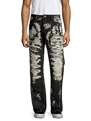 Cult Of Individuality Hagen Cotton Jeans Pewter