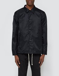 Vault By Vans Our Legacy Coaches Jacket In Black