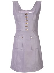Alice Mccall Sweet Street Mini Dress Purple