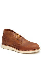 Red Wing Shoes 'Classic' Chukka Boot Copper