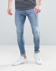 Blend Of America Flurry Extreme Skinny Fit Jean Ny1 Navy 1
